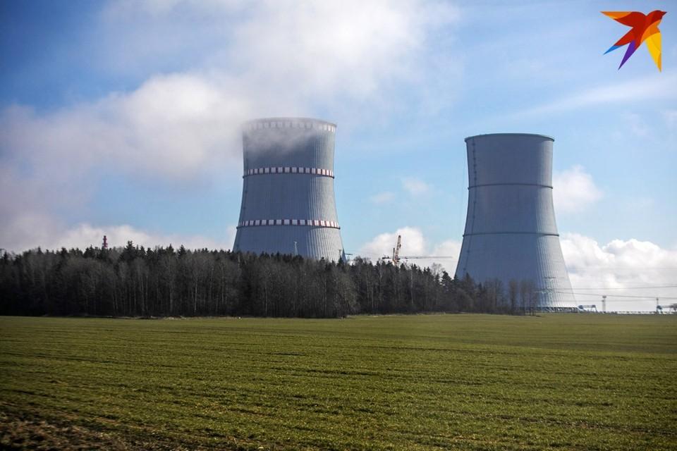 Первый энергоблок БелАЭС был отключен от сети автоматической защитой генератора.