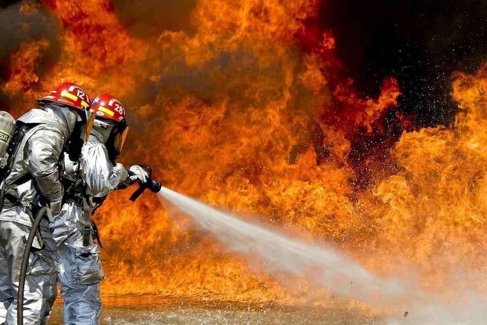 Жителей южных районов Астраханской области предупреждают о чрезвычайной пожароопасности