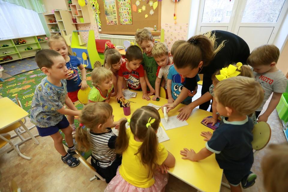 199 мест в детсадах удалось создать совместно с частным сектором