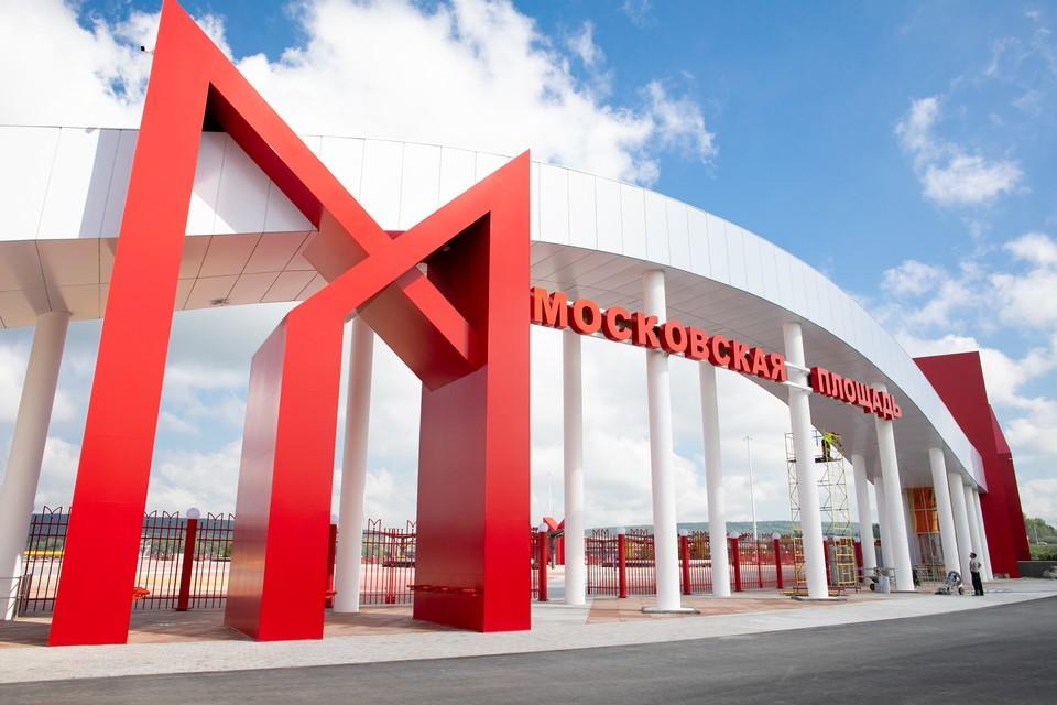 Мэрия Кемерова рассказала, почему площадь назвали именно «Московской».