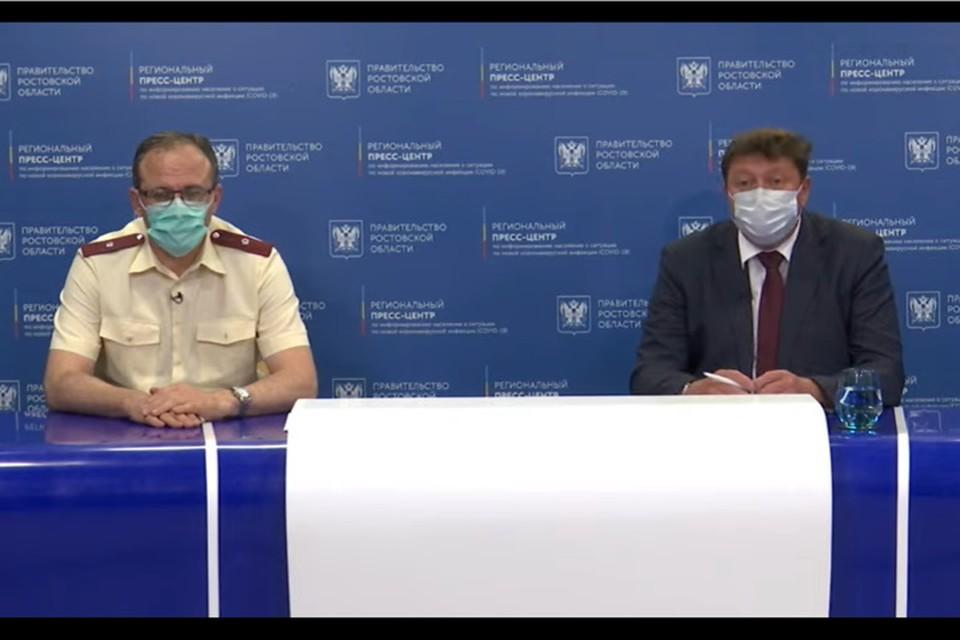 Темпы вакцинации в рядах правительства региона сейчас выше, чем в Роспотребнадзоре. Фото: сайт правительства Ростовской области