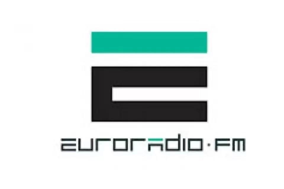 """Зарегистрированное в Польше «Европейское радио для Беларуси» («Еврорадио») в настоящее время ищет возможности перевезти сотрудников в Варшаву. Фото: логотип """"Еврорадио"""""""
