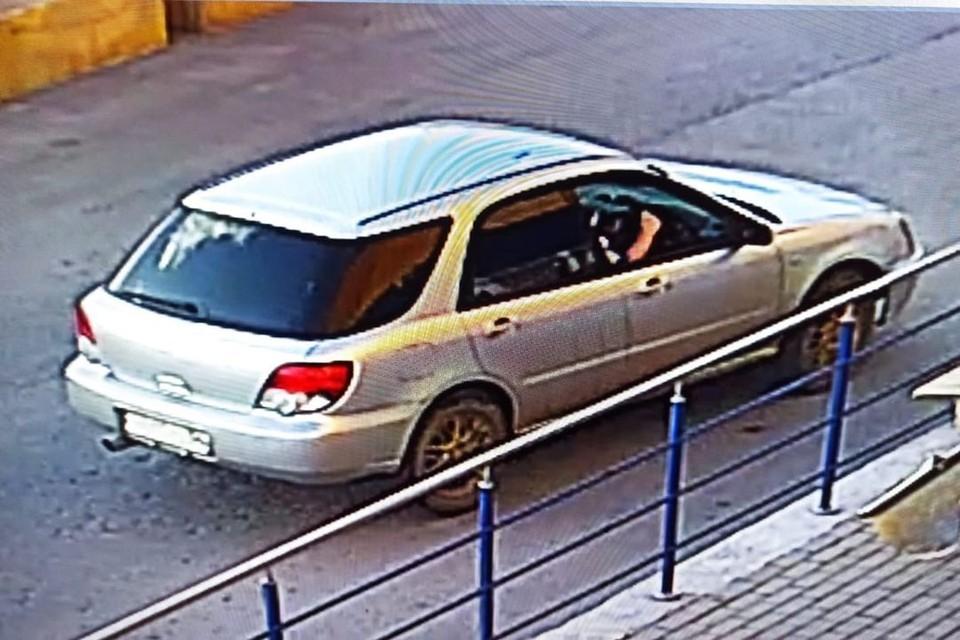 Сибиряк ищет автомобилиста, который сбил его около супермаркета. Фото: предоставлено героем публикации