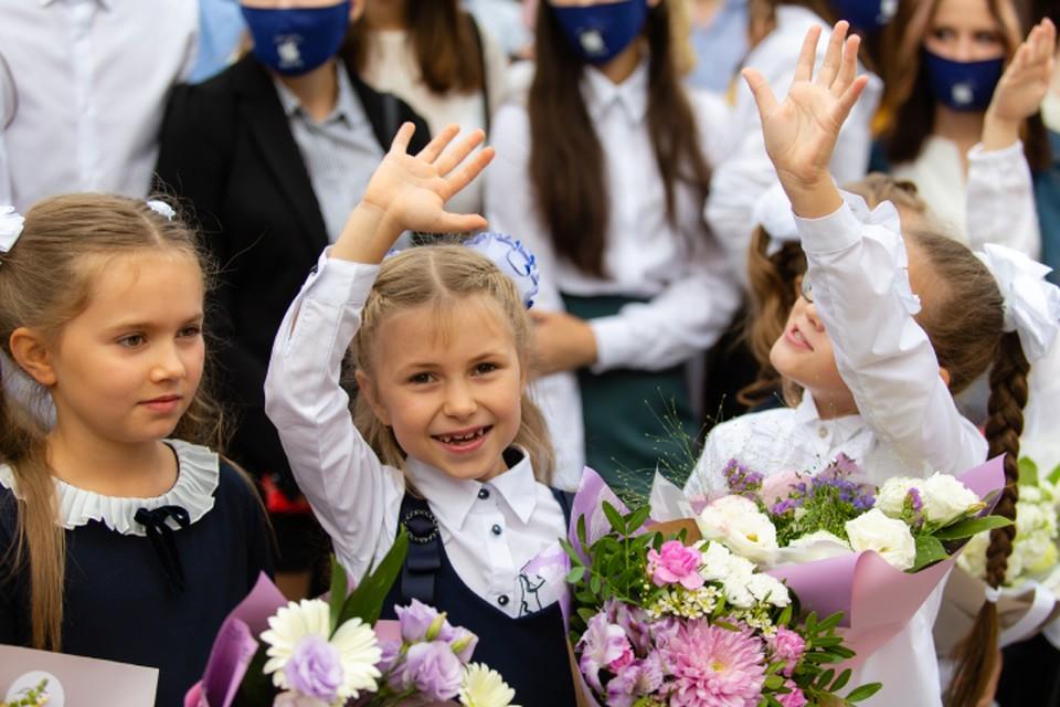 Всех маленьких кировчан обещают обеспечить местами в первых классах школ.
