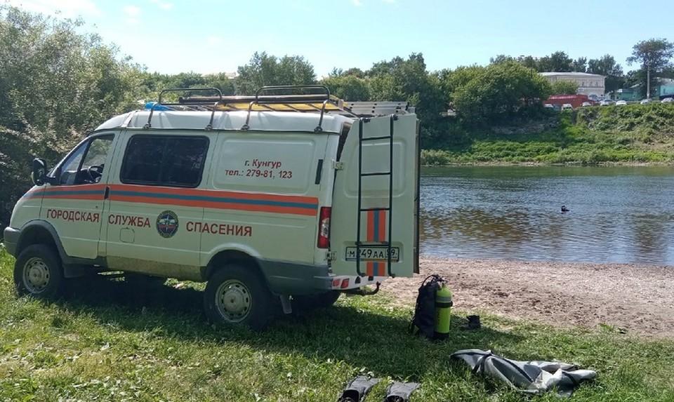 В Пермском крае в июле у краевой службы спасения было много вызовов.