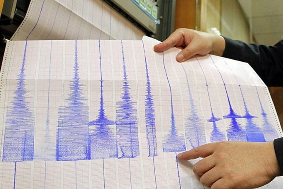 Сейсмологи зафиксировали землетрясение у побережья Тайваня