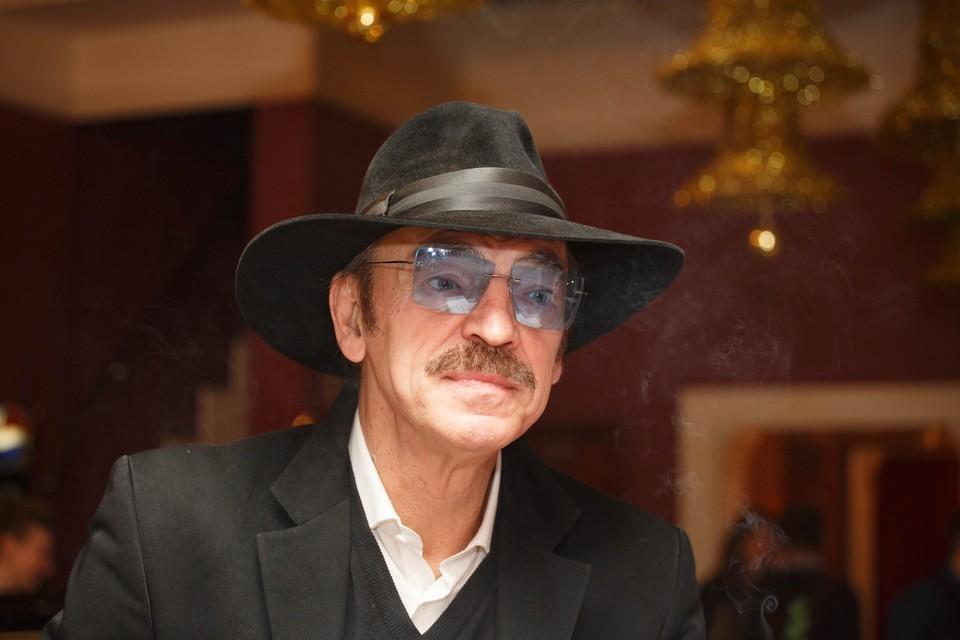 Михаил Боярский попал в больницу с коронавирусом.