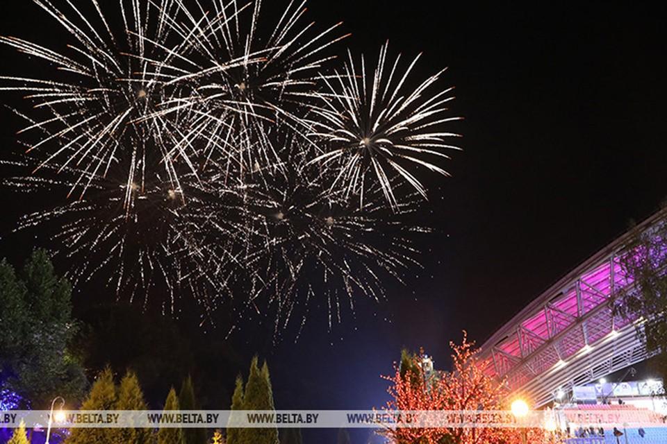 """В Витебске начинаются мероприятия """"Славянского базара"""". Фото: БЕЛТА."""