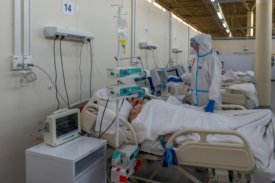 В Башкирии суточный прирост зараженных коронавирусом составил 222 человека