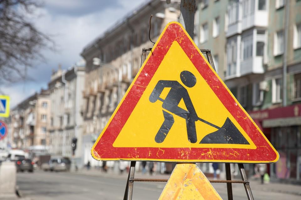 С 17 июля до 20 октября транспортные потоки будут переключены с нечетной стороны улицы Карпинского на четную.