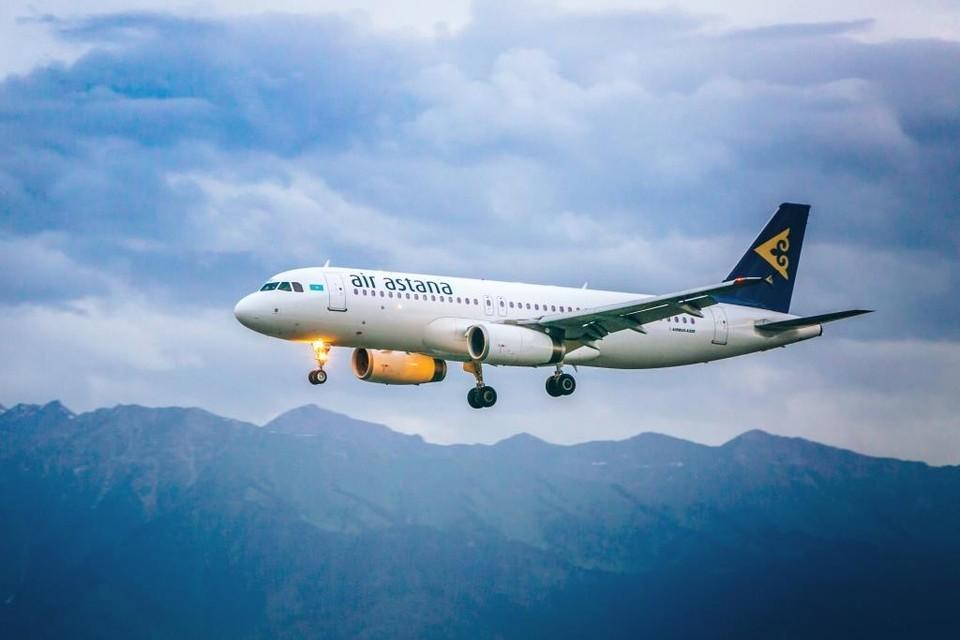 Доходы группы компаний Air Astana за первое полугодие 2021 года составила 91,1 млн долларов США
