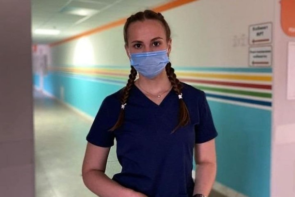 Сейчас Анна Зубарева занимается созданием прототипа тест-системы. Фото: instagram.com/evgenykuyvashev/