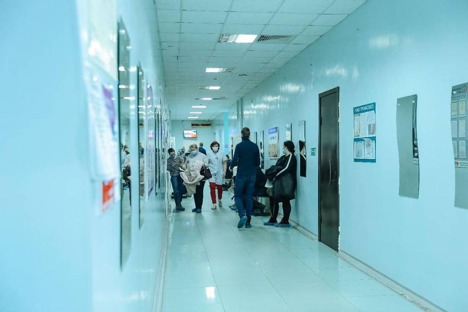 На следующей неделе начнется капитальный ремонт участковой больницы в селе Волково Фото: минздрав Амурской области
