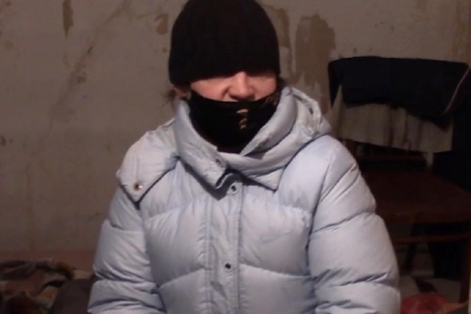 Сибирячка, спрятавшая в шкафу труп убитого знакомого, предстанет перед судом. Фото: стоп-кадр.