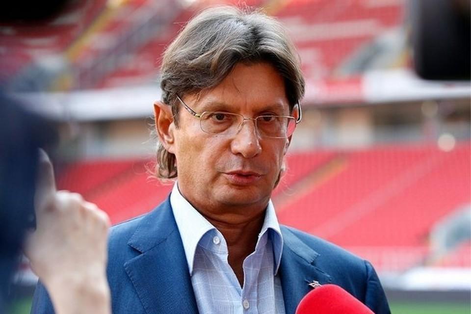 Федун считает, что игроки казанского клуба выложились не до конца из-за предстоящего Чемпионата России. Фото: spartak.com