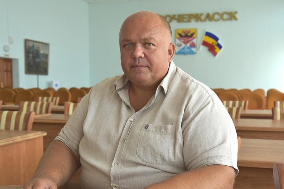 Новый руководитель приступил к обязанностям с 15 июля. Фото: сайт администрации Новочеркасска