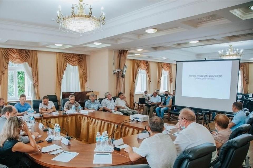 Победителя выявят до 30 сентября. Фото: мэрия города Чебоксары