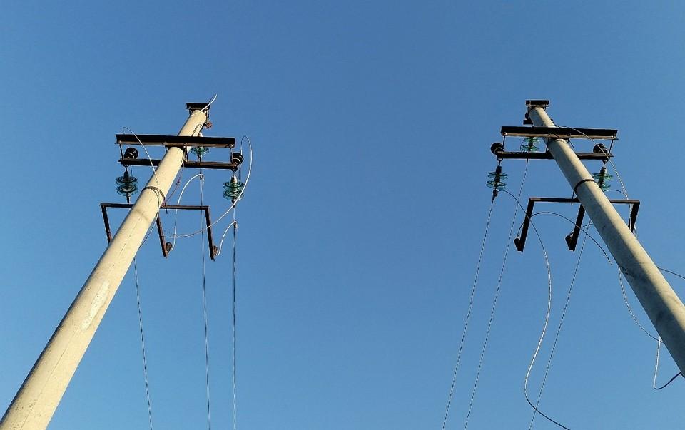 Энергетики занимаются электросетями, поэтому и случаются «отключки».