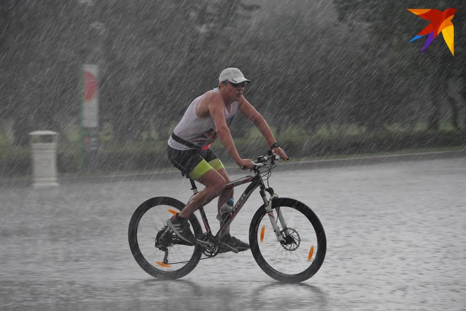 Как сообщают синоптики, 16 июля Мурманскую область накроет сильный дождь и порывистый ветер.