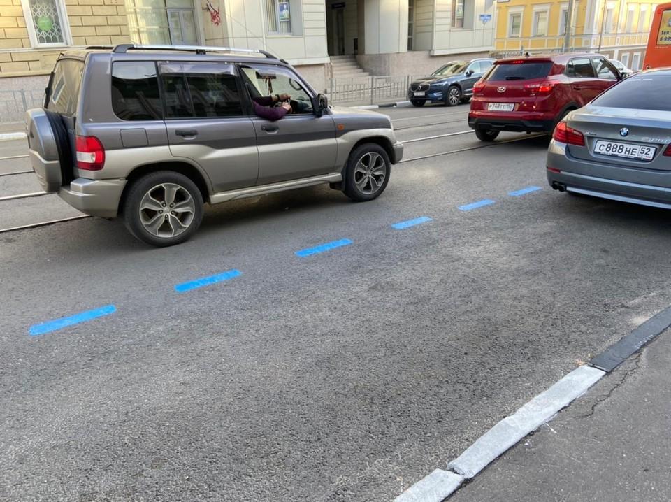 Еще 4 платные парковки появятся в Нижнем Новгороде в августе Фото: пресс-служба администрации Нижнего Новгорода