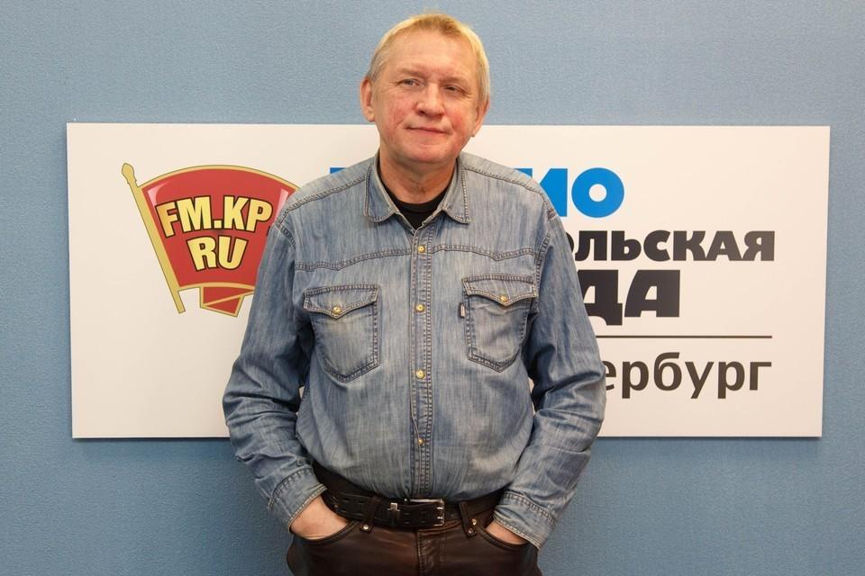 Олег Гаркуша интересовался состоянием здоровья Петра Мамонова.