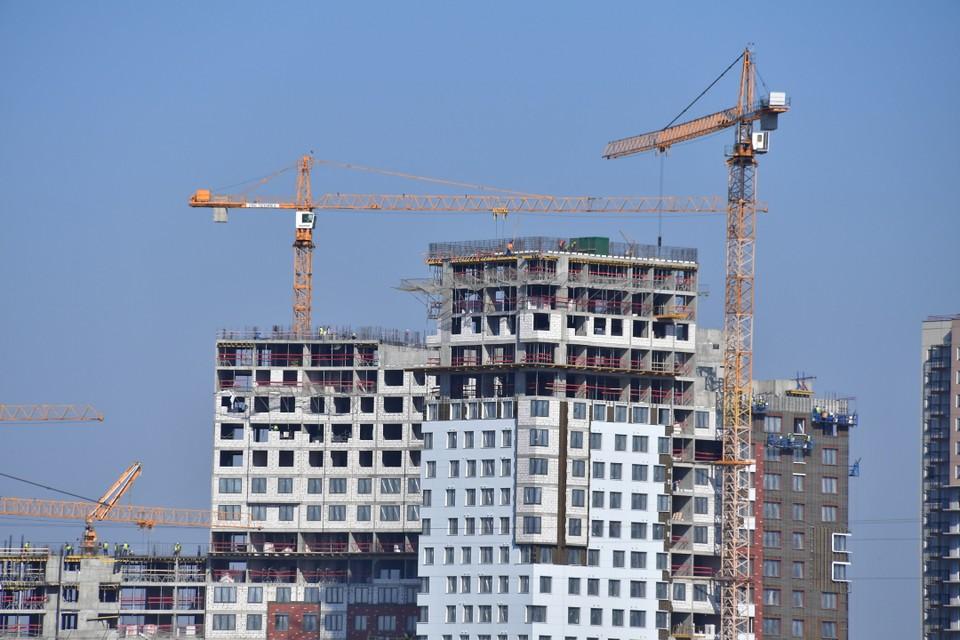 Планируется построить 337 тысяч квадратных метров жилья.