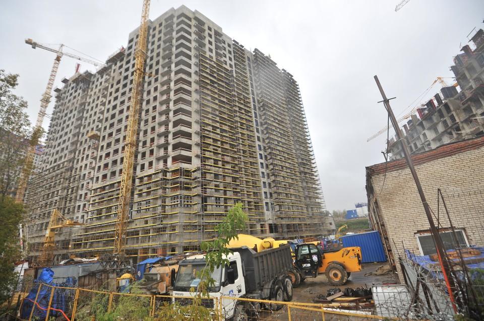 В области переселяют людей из ветхого жилья, сносят старые дома и строят новые в хороших районах