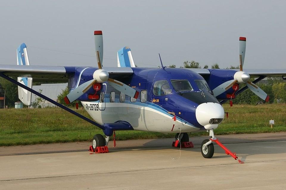 Самолету АН-28 более 30 лет. Фото: Сергей Рябцев.