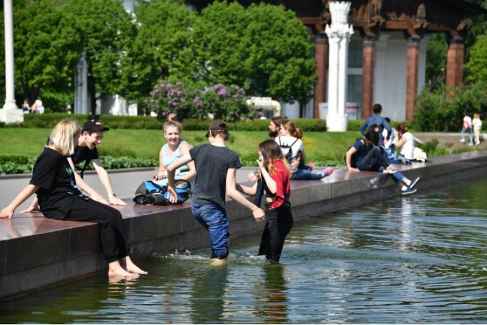 В Ростове снова будет стоять жара