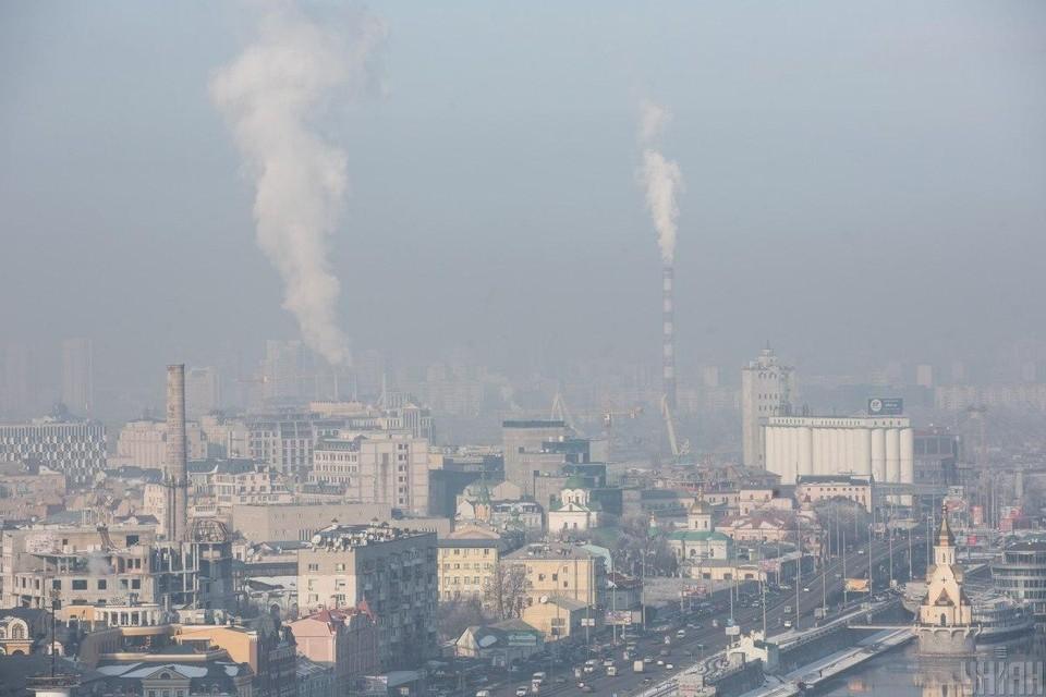 Облако пыли накроет Украину и Молдову. Фото: unian.net