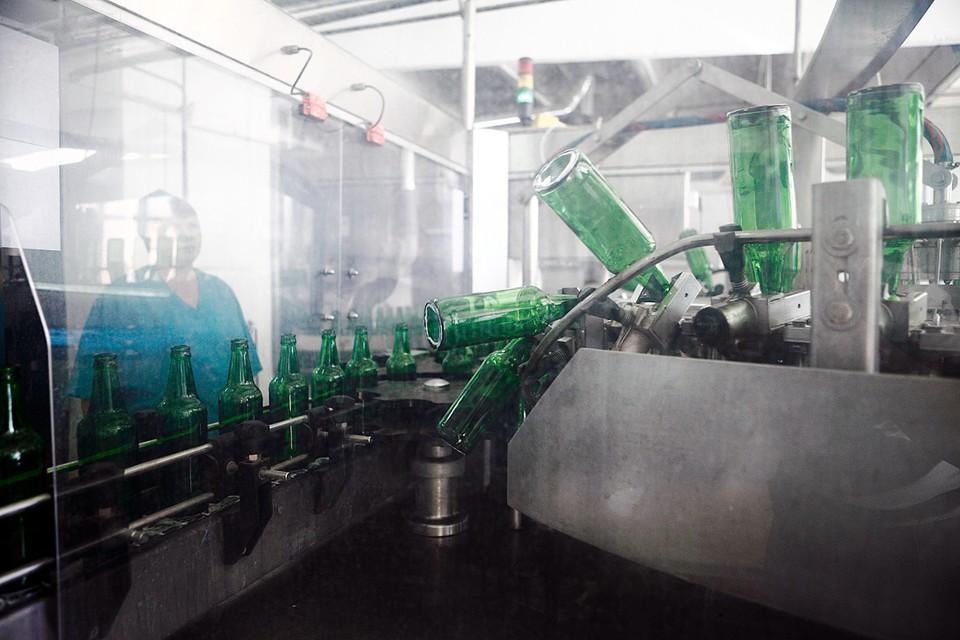 В структуре экспорта безалкогольных напитков основная доля приходится на экспорт газировки и прочих сладких безалкогольных напитков