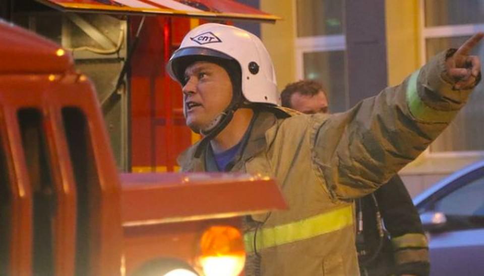 Во Владивостоке вспыхнул пожар в жилом доме. Фото: ГУ МЧС по Приморскому краю