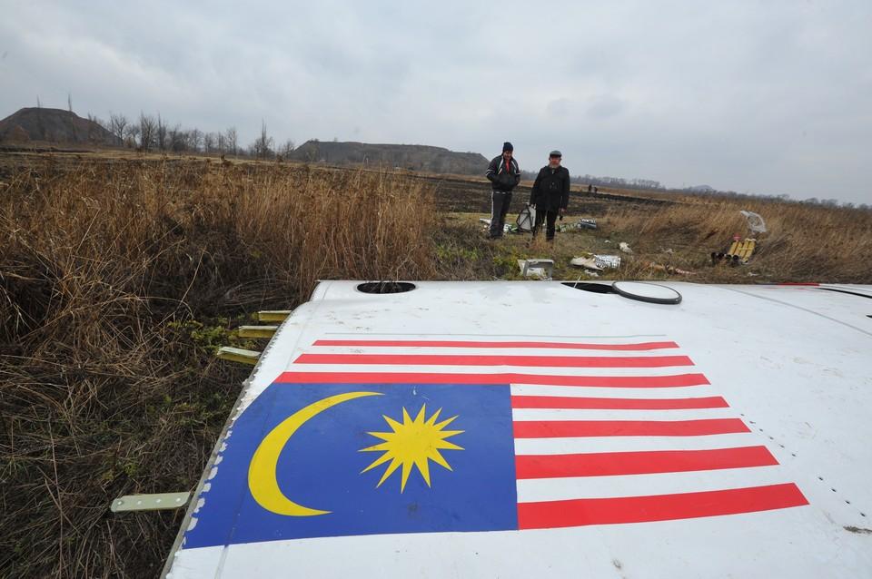 Семь лет назад потерпел крушение самолет «Малайзийских авиалиний»