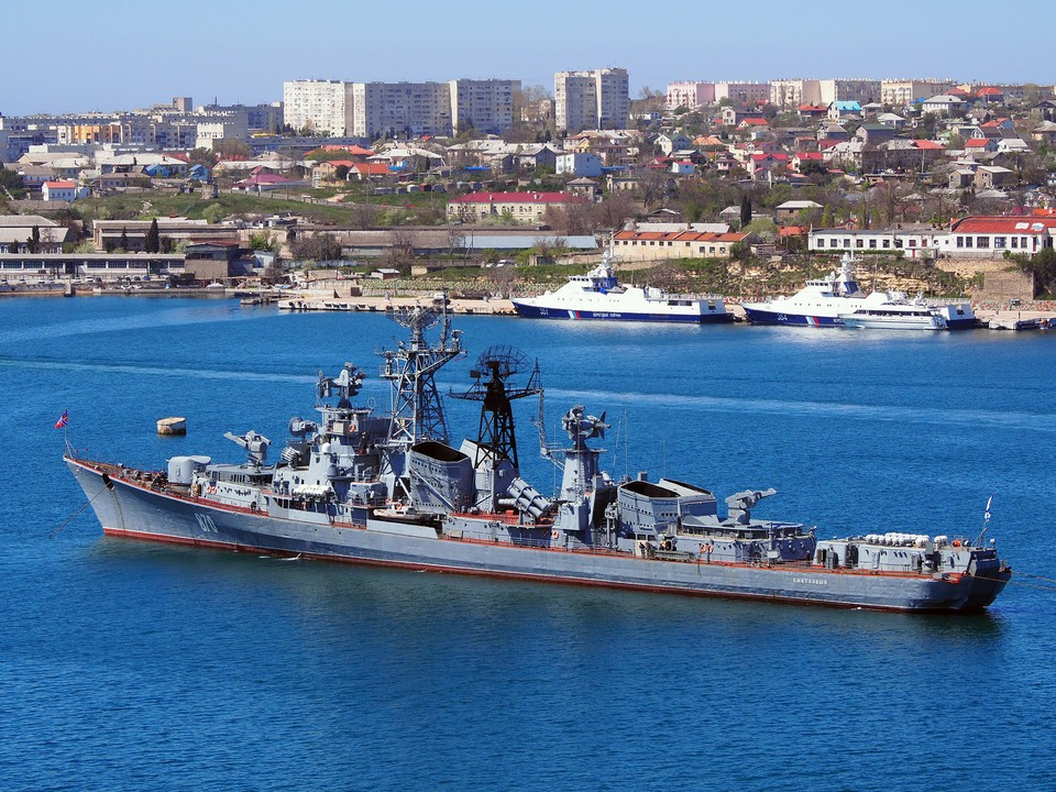 Сторожевой корабль «Сметливый» включен в книгу рекордов Вооруженных сил России