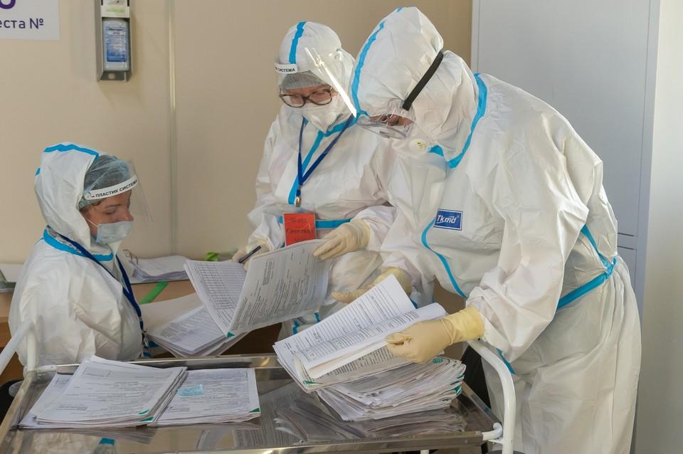 Всего с начала пандемии в Белгородской области от коронавируса умерли 825 человек.