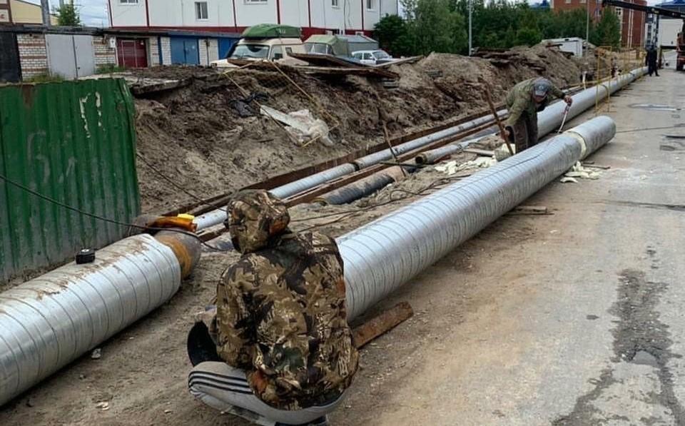 В Тарко-Сале возвращается горячая вода Фото: Администрация Пуровского района
