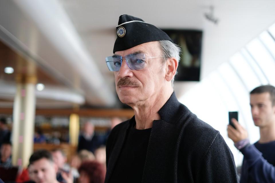 Михаил Боярский находится в больнице имени Боткина - у актера диагностировали COVID-19.