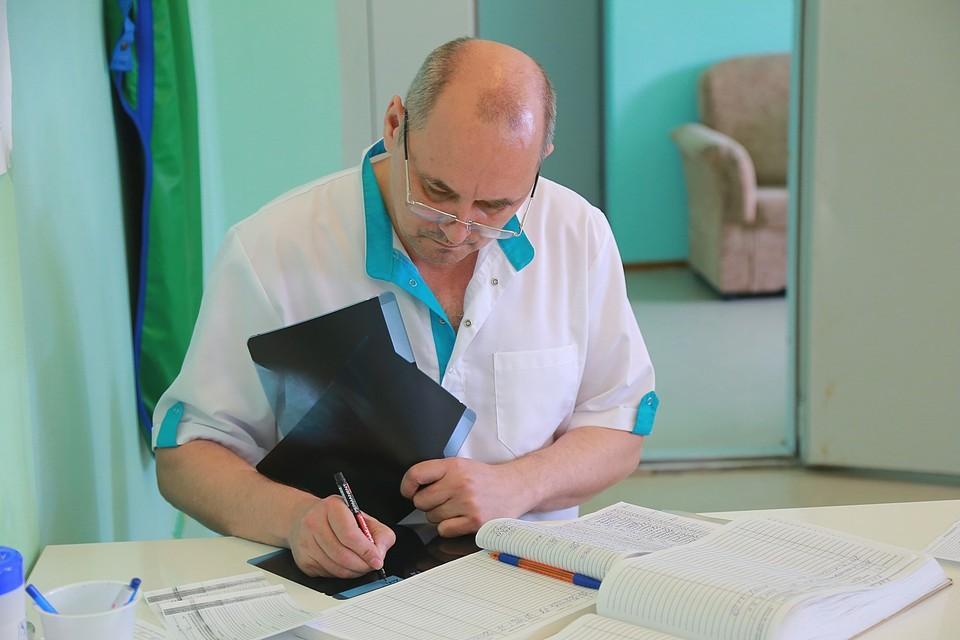 В Красноярском крае средняя зарплата врача составила почти 100 тысяч рублей в месяц