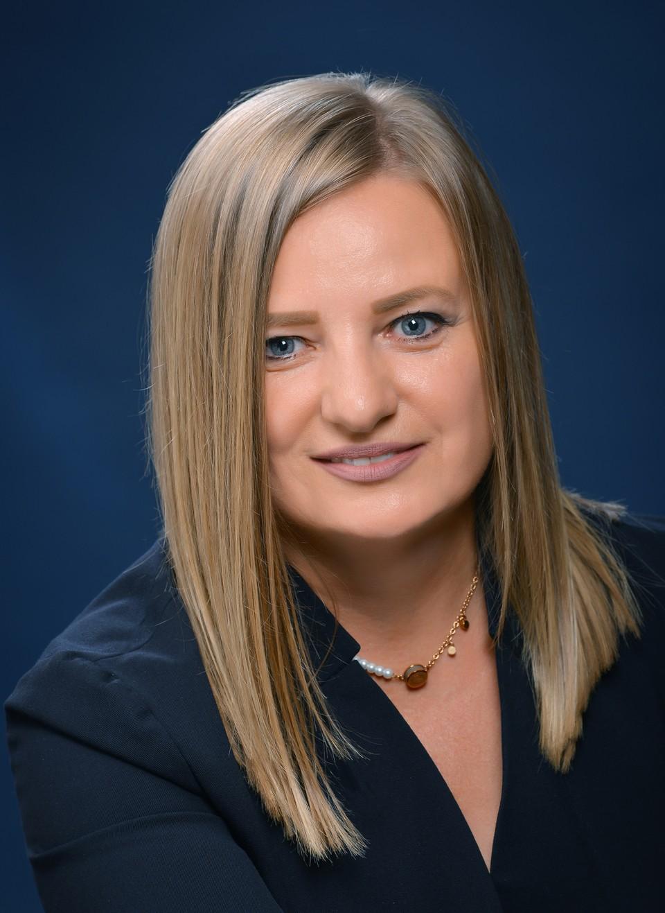 Ирина Дятлова, директор отделения Райффайзенбанка в Омске