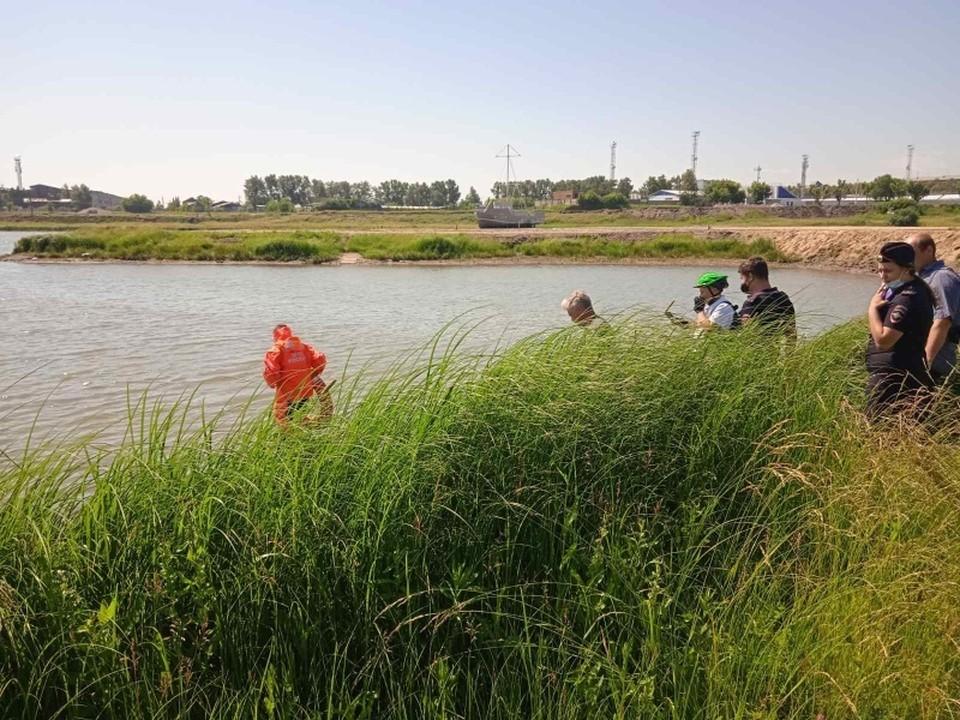 Спасая 11-летнюю девочку в реке Белая утонул житель Усольского района