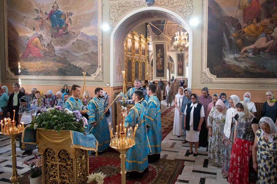 В Орле появился малый храм Собора Орловских святых. Фото: Орловская митрополия