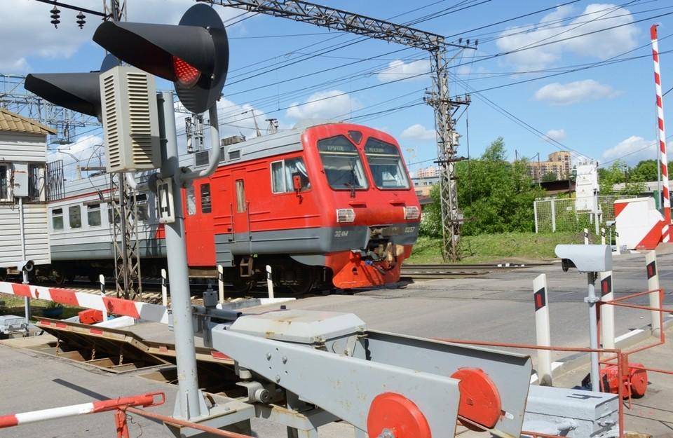 За первое полугодие в Смоленском регионе МЖД не зафиксировано ни одного ДТП на переездах. Фото: пресс-служба МЖД.