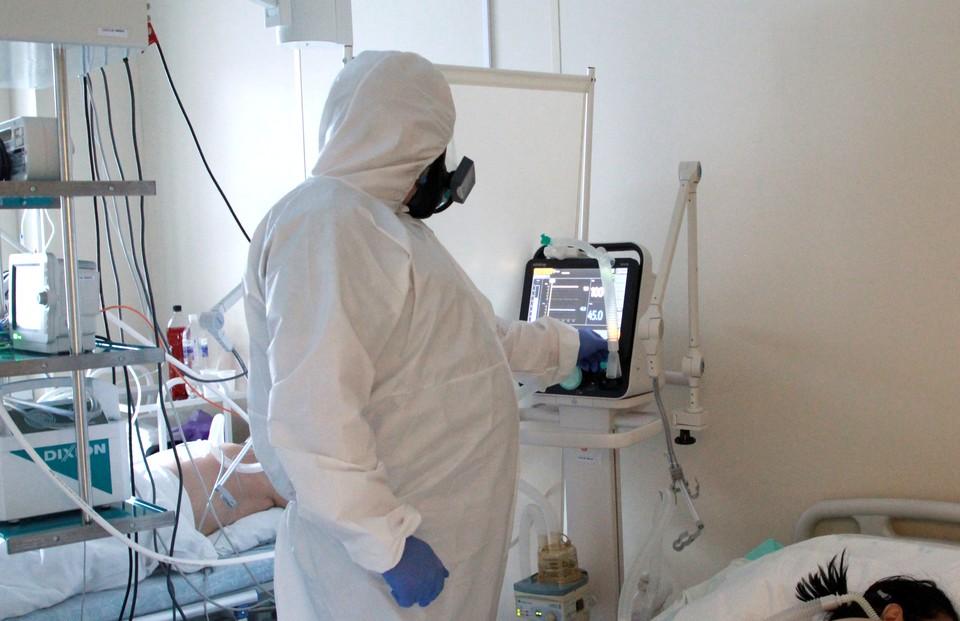 Всего с начала пандемии в Белгородской области коронавирусом заболели 42906 человек.