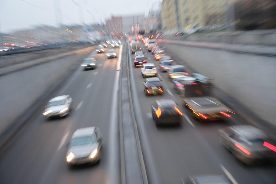 В Петербурге заработали новые комплексы контроля скорости