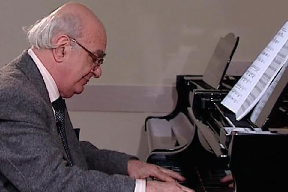 Андрей Мдивани - легенда белорусской классической музыки. Фото: Большой театр Беларуси