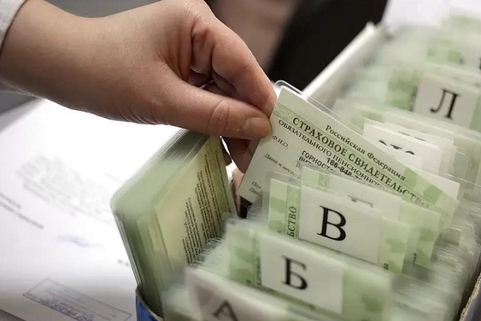 СНИЛС нужен гражданам Донбасса для оформления пенсий и льгот, а также возможности трудоустройства и реализации права на участие в российских выборах