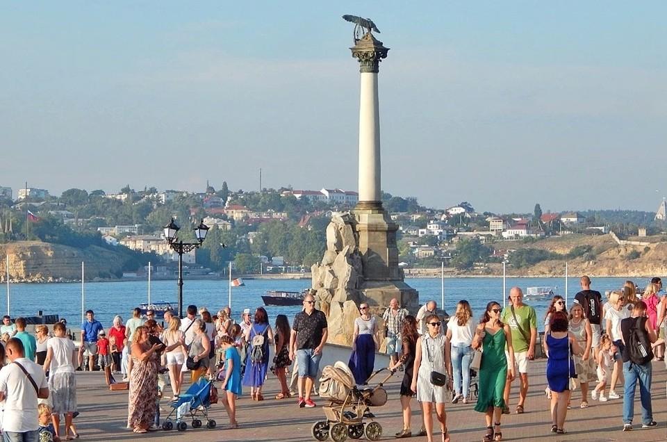 В городе солнце. Фото: архив «КП»-Севастополь»