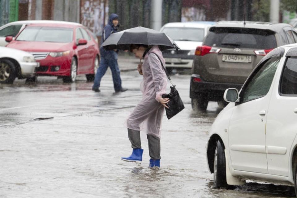 МЧС предупреждает: сильные дожди и грозы обрушатся на Иркутскую область