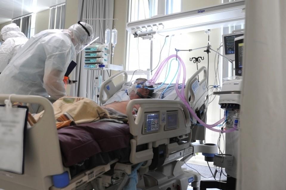 Коми фиксируют пик заболеваемости коронавирусом