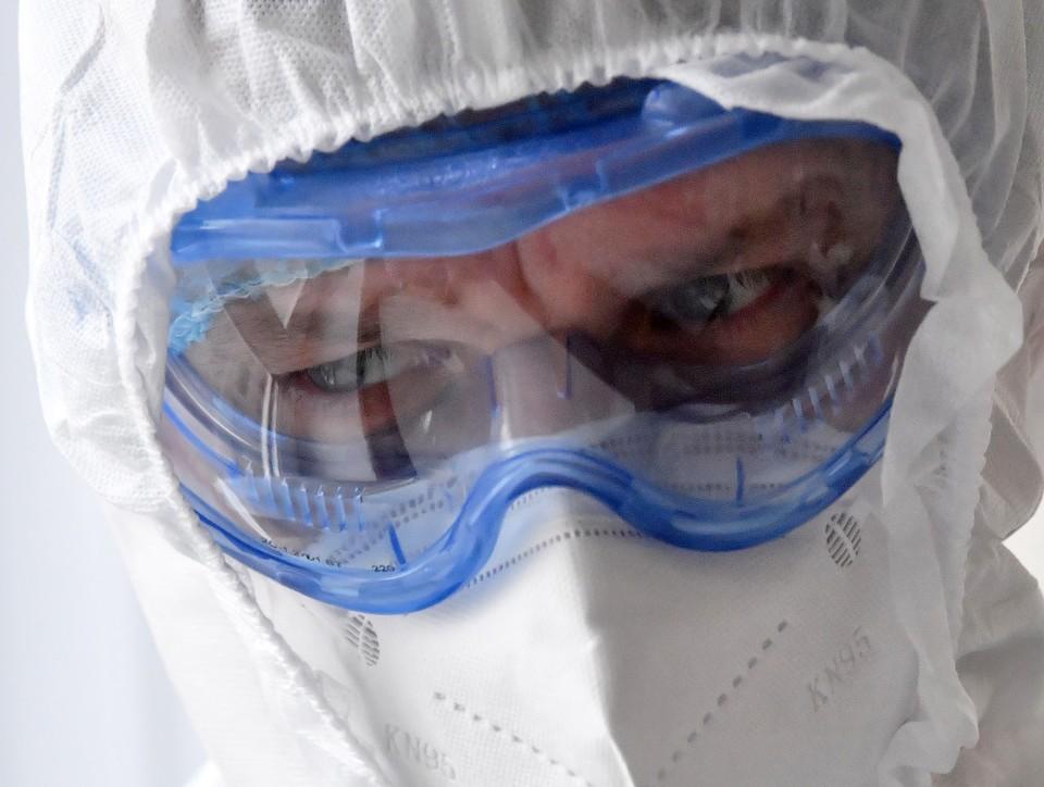 Актуальные данные по коронавирусу в Волгоградской области на 20 июля
